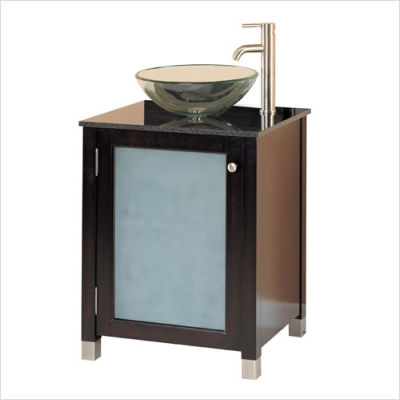 Contemporary Bathroom Vanities | Contemporary Vessel Sink Vanity